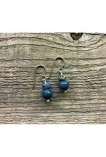 French Hook Earrings - Leland Blue 3G