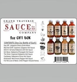 GT Sauce Company Gift Set