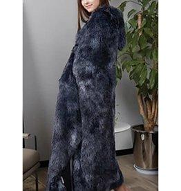 The Bear Hug Hooded Sherpa - Black Bear