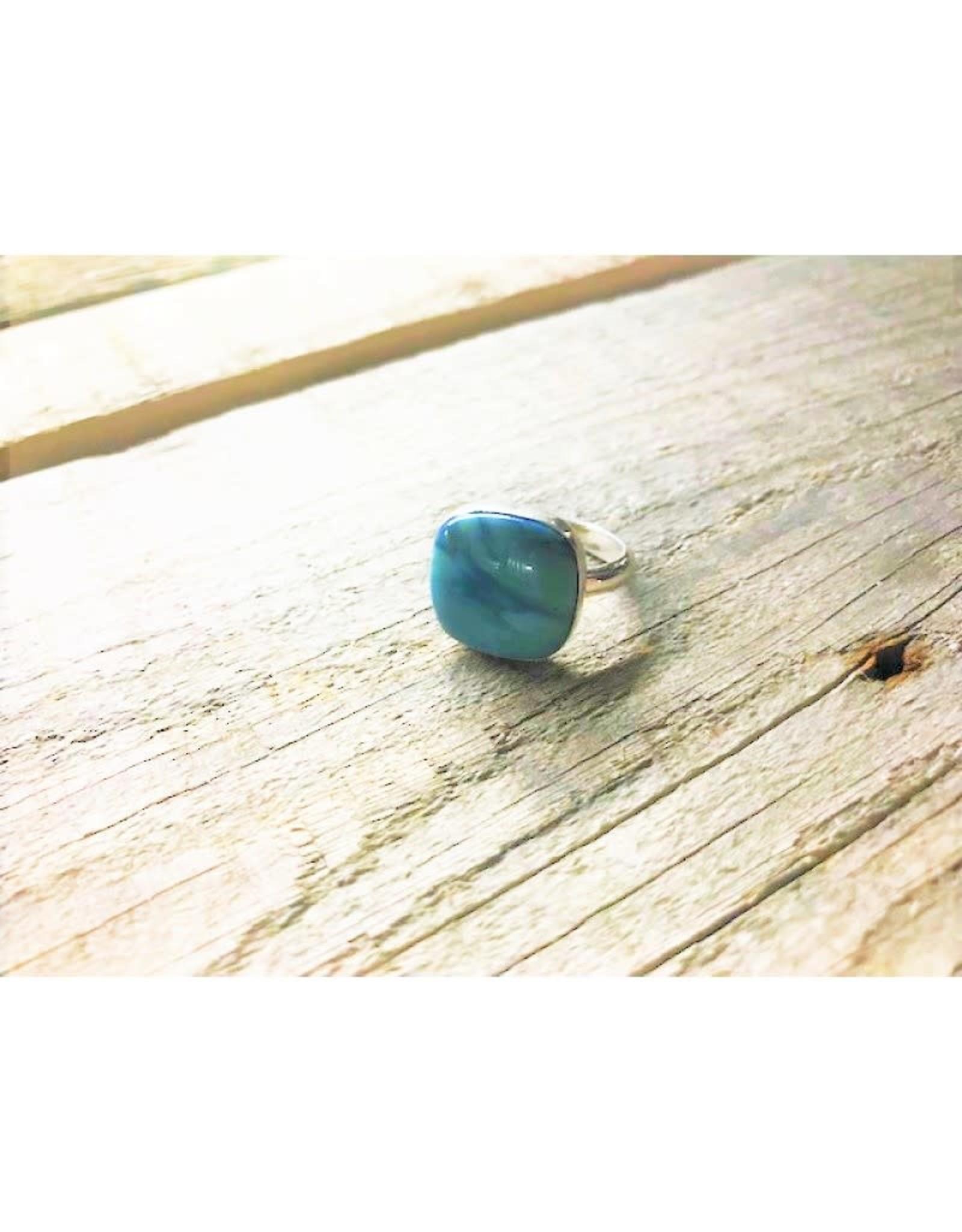 Ring - Leland Blue