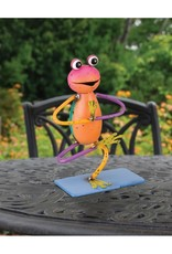 Colorful Frog - Tree Pose