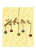 Chime - Birds with Colorful Bells