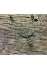 Celtic Necklace - Leland Blue & Petoskey