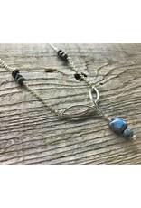 Celtic Necklace - Leland Blue 5