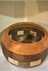 Handmade Bowl - Maple Window