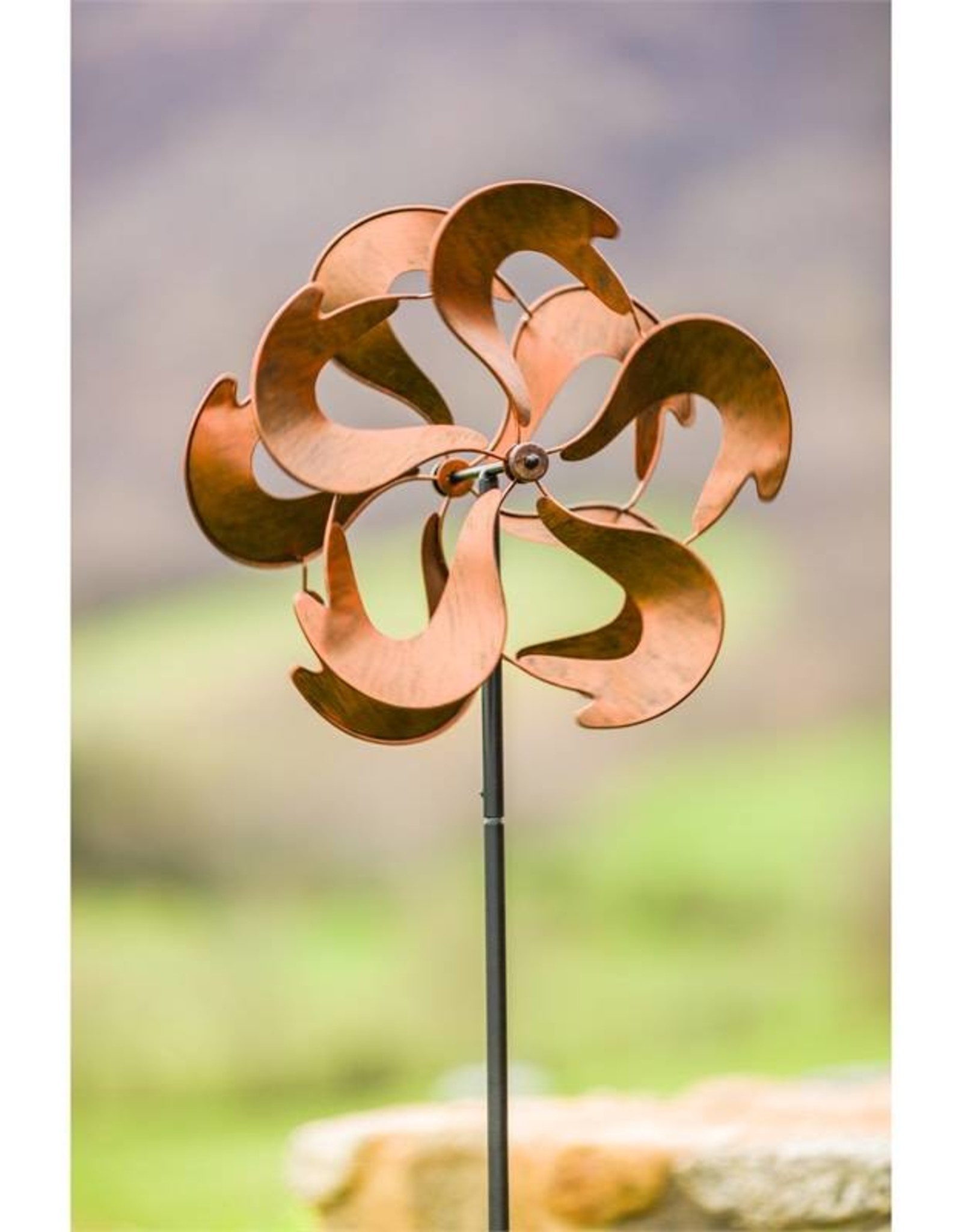 Contained Energy, Wind Spinner