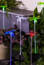 Fiber Optic Garden Friends Stakes