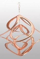 Hanging Helix - 17 Inch Double Copper