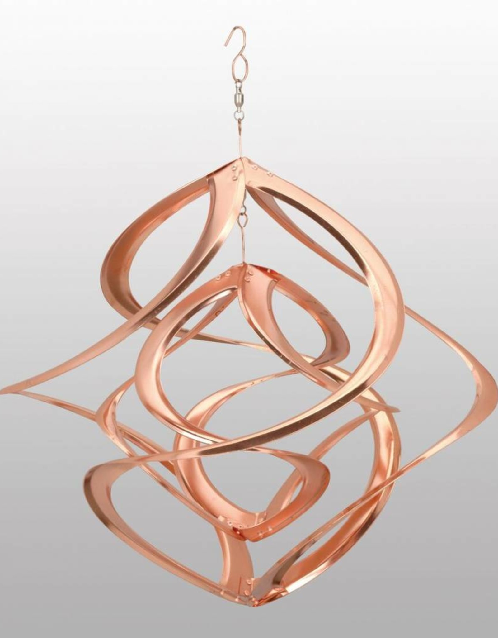 Hanging Helix - 14 Inch Double Copper