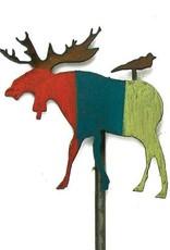Plant Stake - Moose