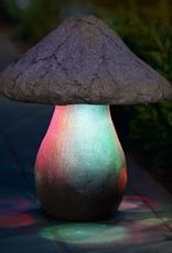 Solar Mushroom Statue