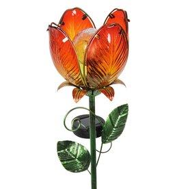 Solar Flower - Orange