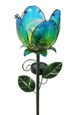 Solar Flower - Blue