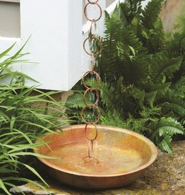 Rain Chain Receptacle