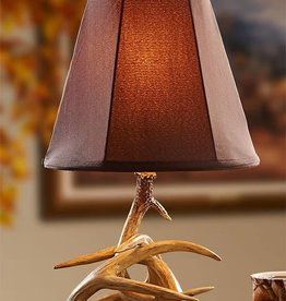 Antler Table Lamp