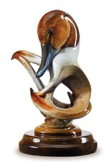 Dabbler-Pintail Sculpture