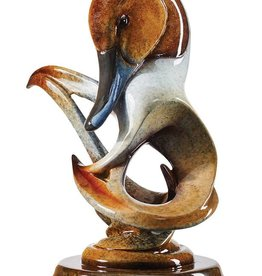 Dabbler-Pintail Sculpture
