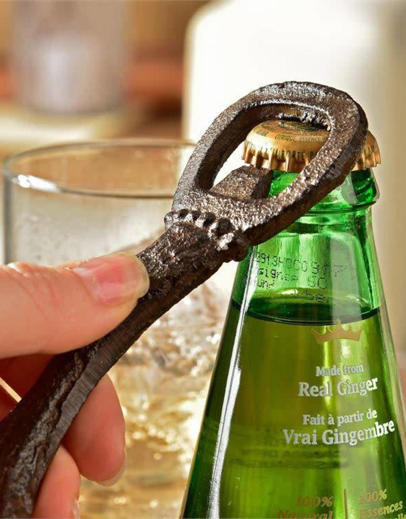 Cast Iron Antler Bottle Opener