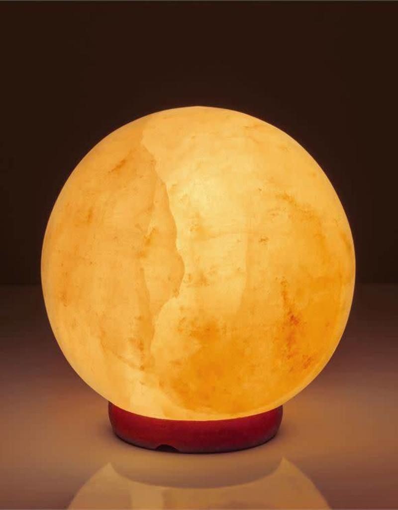 Rock Salt Lamp-6 Sphere