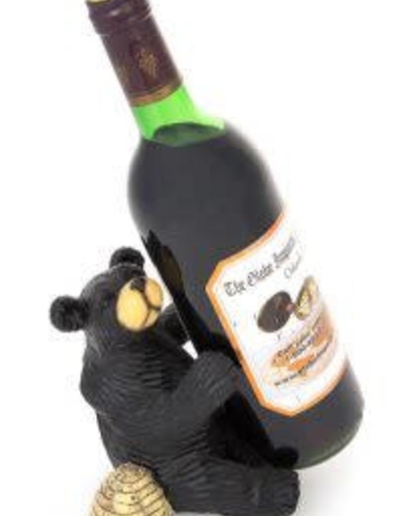 Honey Bear Wine Bottle Holder