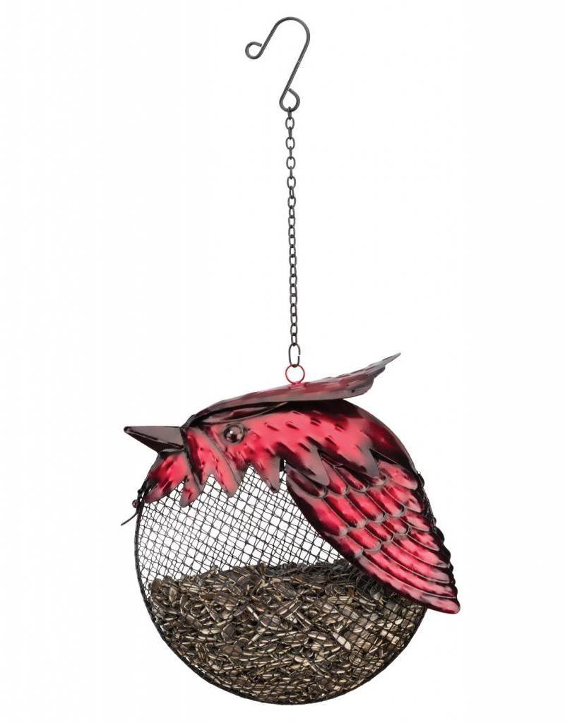 Bird Feeder - Cardinal