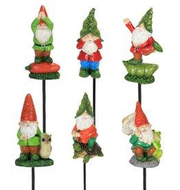 Mini Gnome Planter Stakes