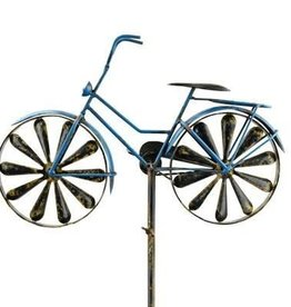 Kinetic Spinner- Blue Bicycle