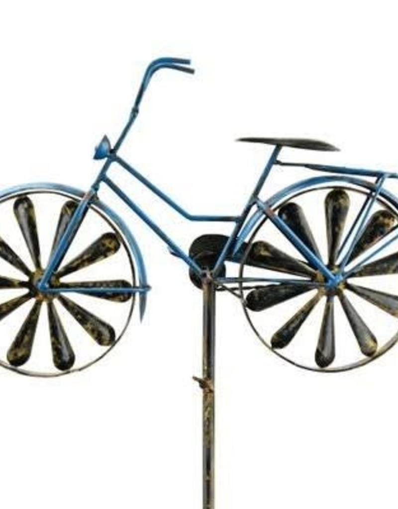 Kinetic Spinner - Blue Bicycle
