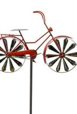 Red Bicycle Kinetic Spinner