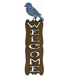Welcome Signs - Bird