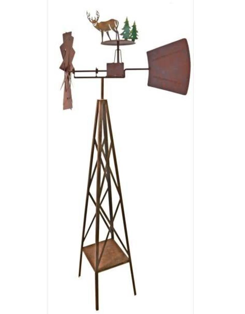 Deer Windmill