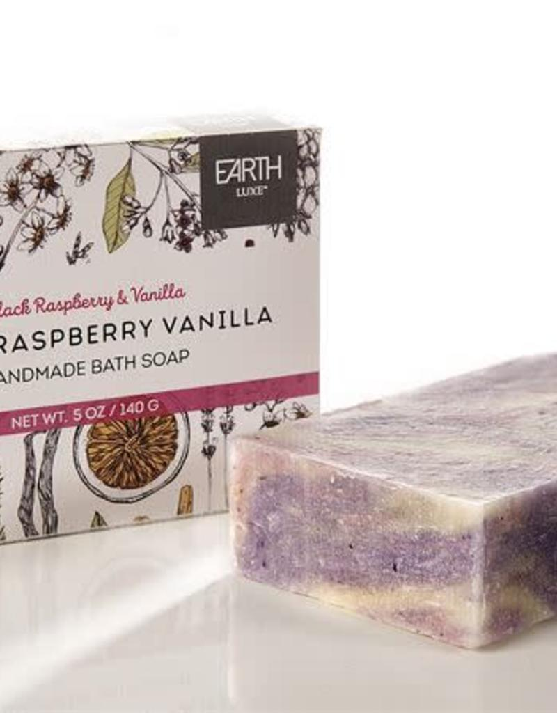Black Raspberry Vanilla Handmade Bath Soap