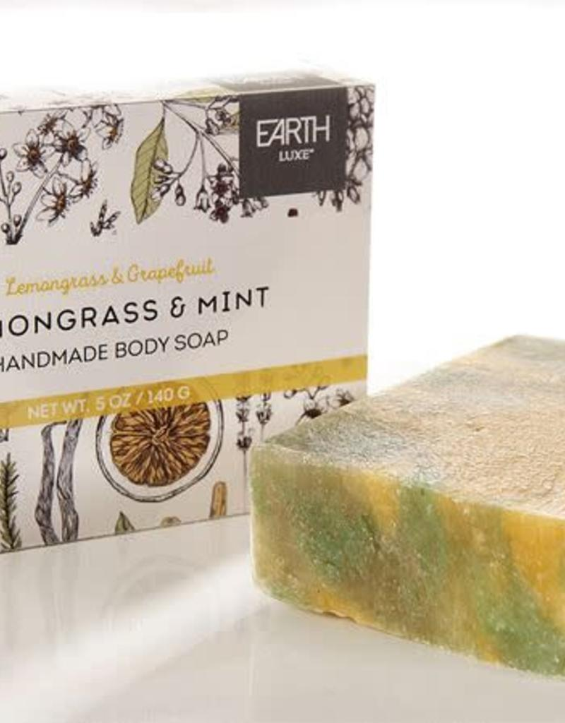 Lemongrass & Mint Body Soap