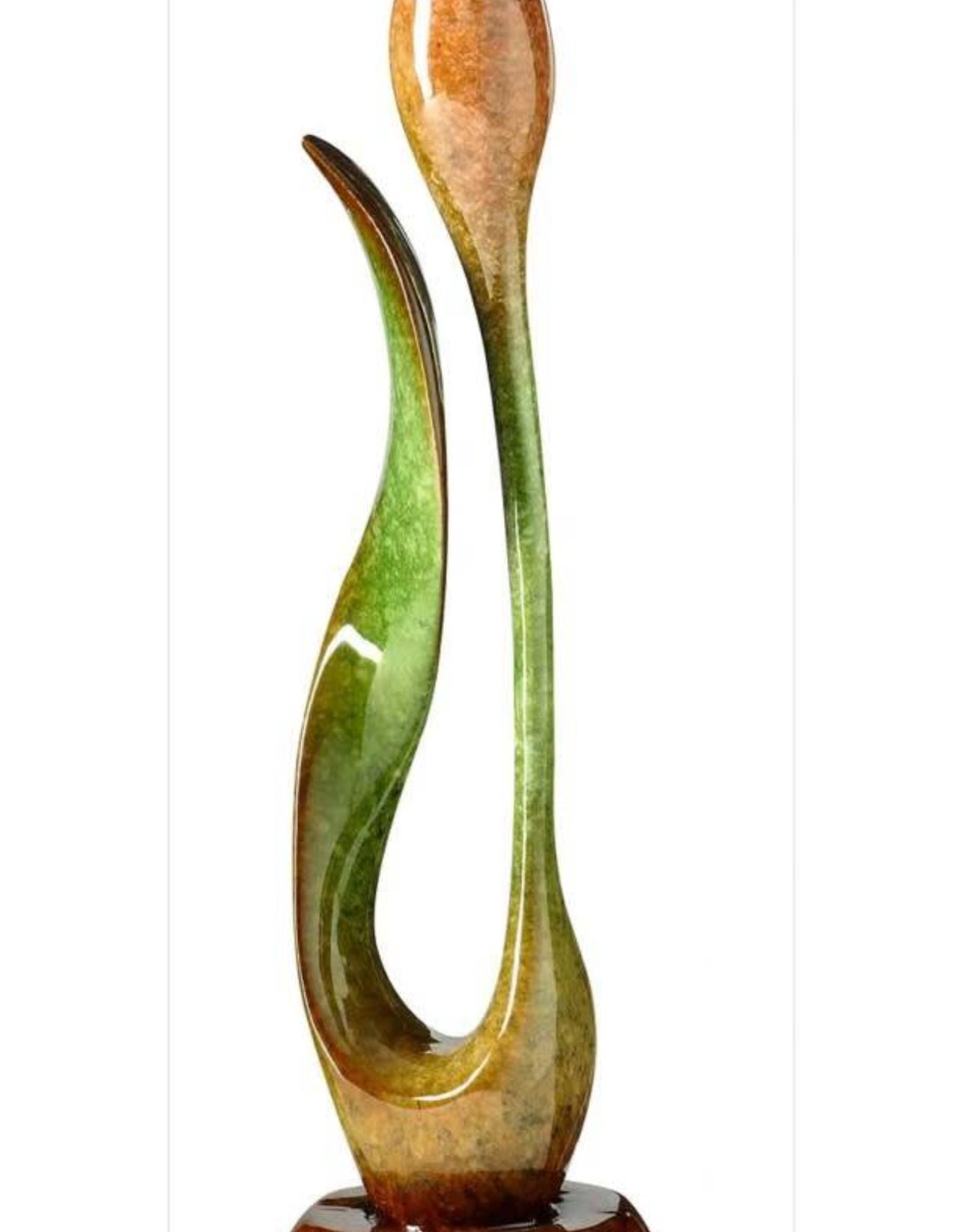 First Blossom-Tulip Sculpture
