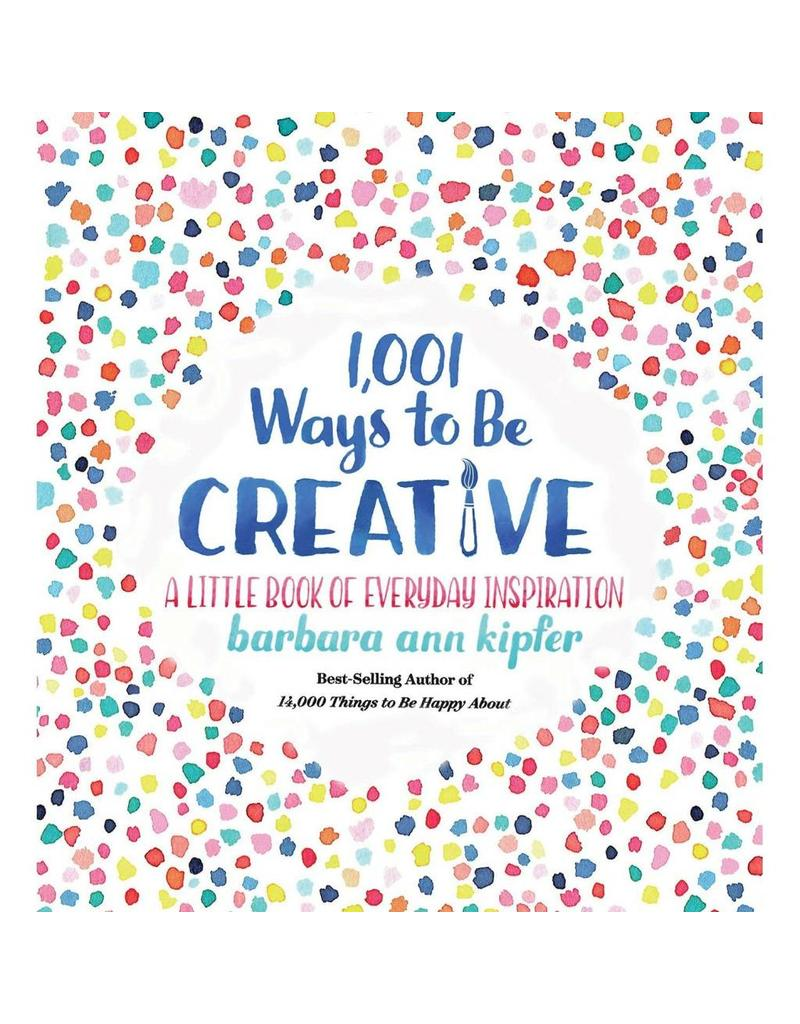 1,001 Ways to Be Creative | A Little Book of Everyday Inspiration