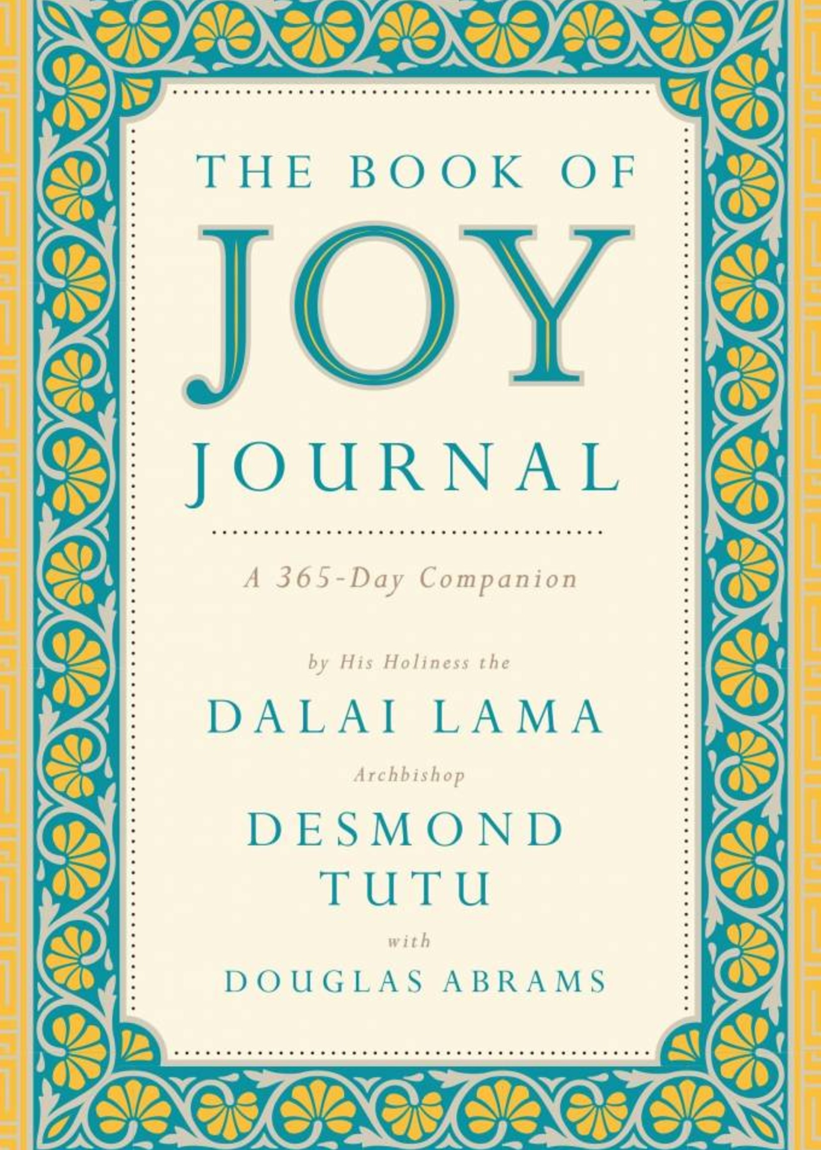 Book of Joy Journal   A 365-Day Companion