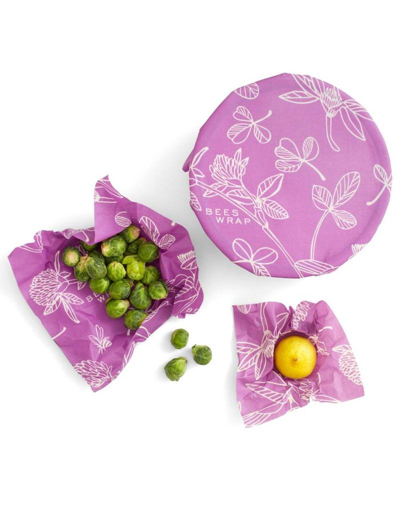 ASSORTED Purple Wraps 3-pk (Sm, Med, Lg)