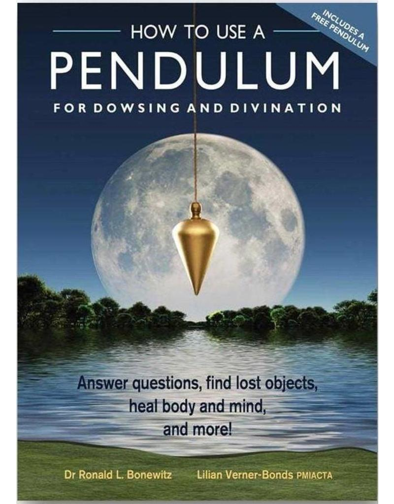 WEIS* How to Use a Pendulum for Dowsing and Divination | Answer questions,  find lost objects, heal body and mind, and more!