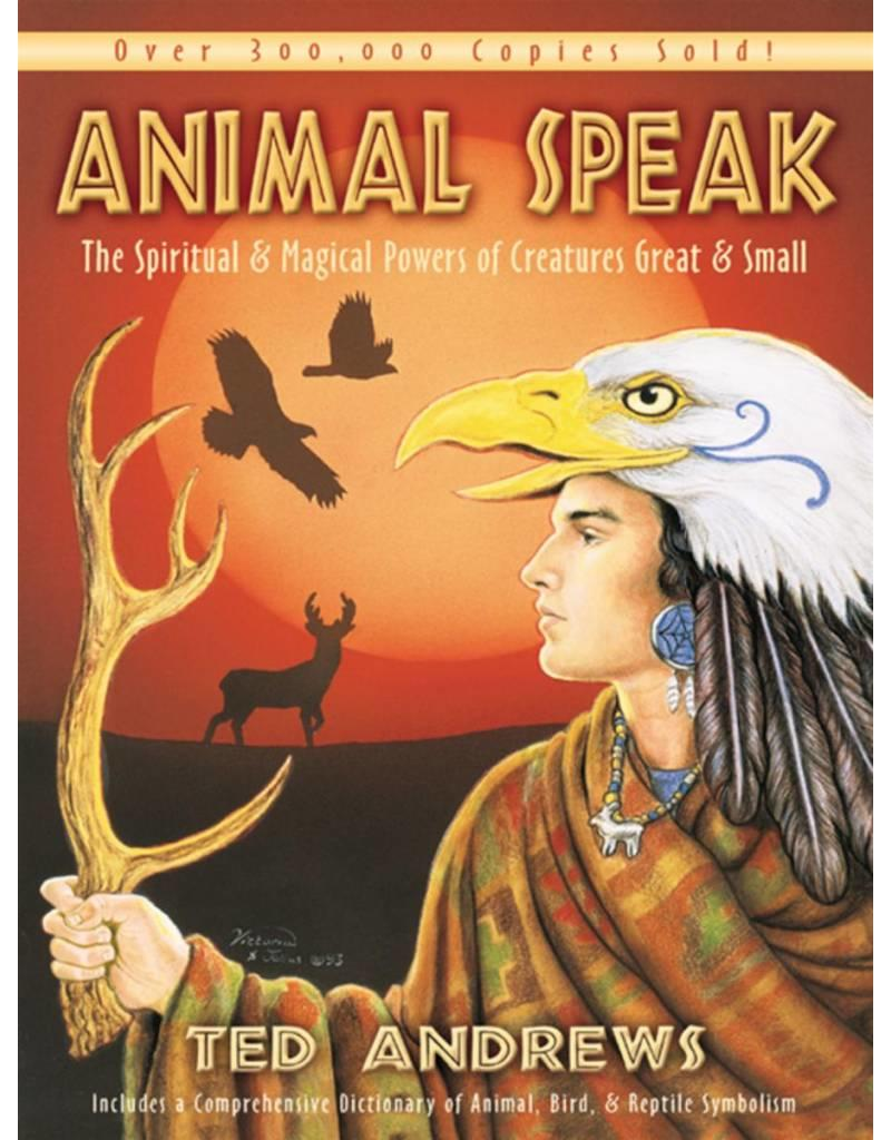 LLEWY Animal-Speak | The Spiritual & Magical Powers of Creatures Great & Small