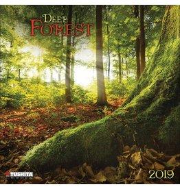 2019 Deep Forest Calendar