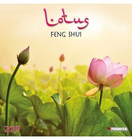 2019 Lotus Feng Shui Calendar