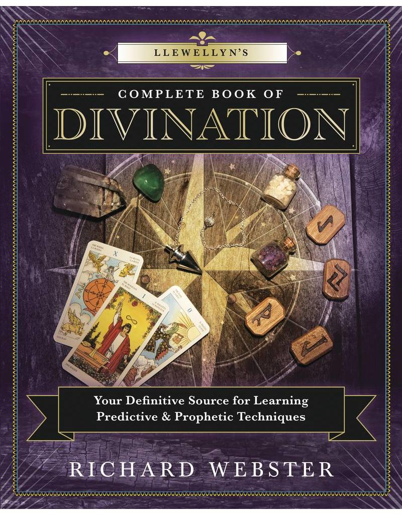 LLEW* Llewellyn's Complete Book of Divination | Your Definitive Source for Learning Predictive & Prophetic Techniques