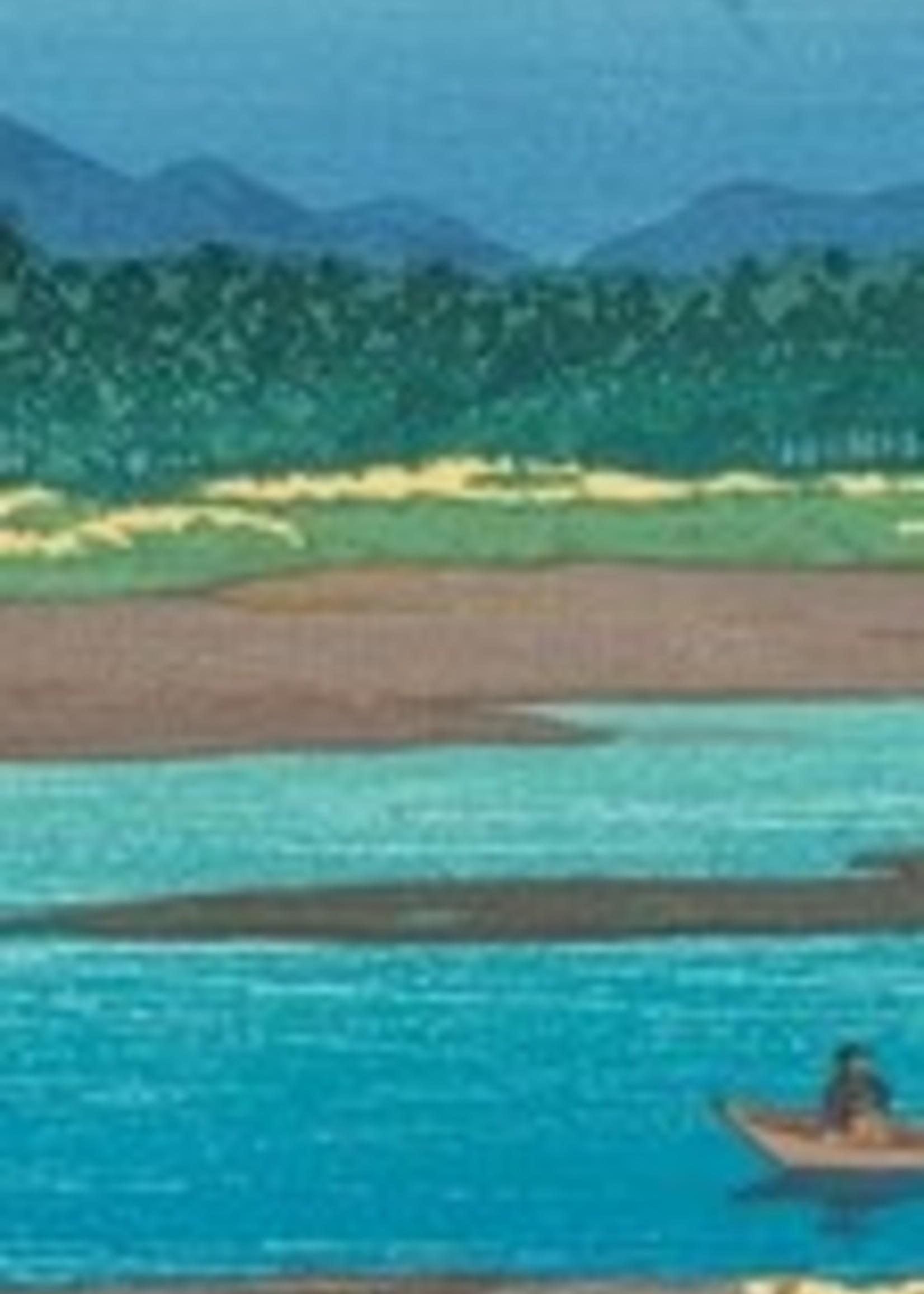Mt. Fuji view from River Banyu Bookmark