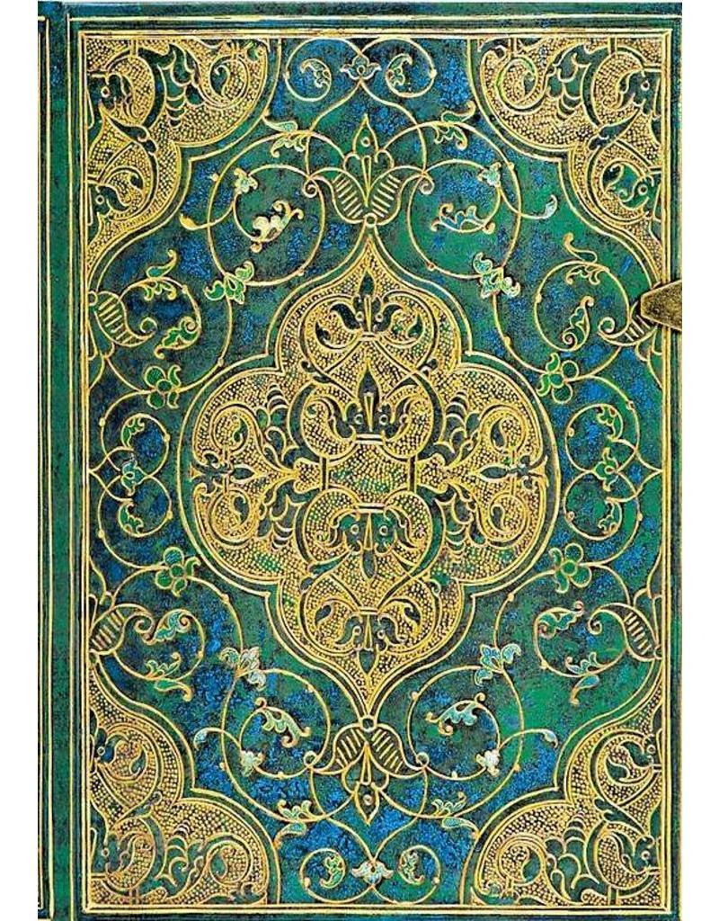 Turquoise Chronicles Midi Journal