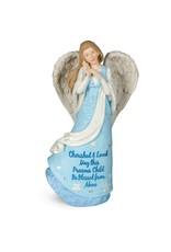Blessings for Boys Angel Figurine
