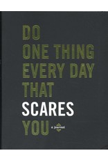 POTT* Do One Thing Every Day That Scares You | A Journal of 365 Acts of Bravery