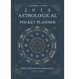 Llewellyn's 2019 Astrological Pocket Planner