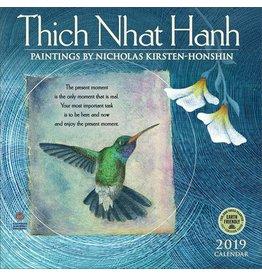 2019 Thích Nhất Hạnh Calendar