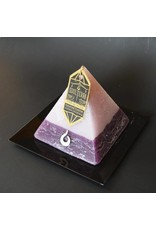 Zodiac Pyramid Candles by Soul-Terra