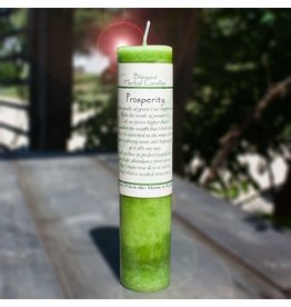 COVEA Prosperity Chakra Candle
